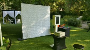 Open Photo Booth 7'x7'